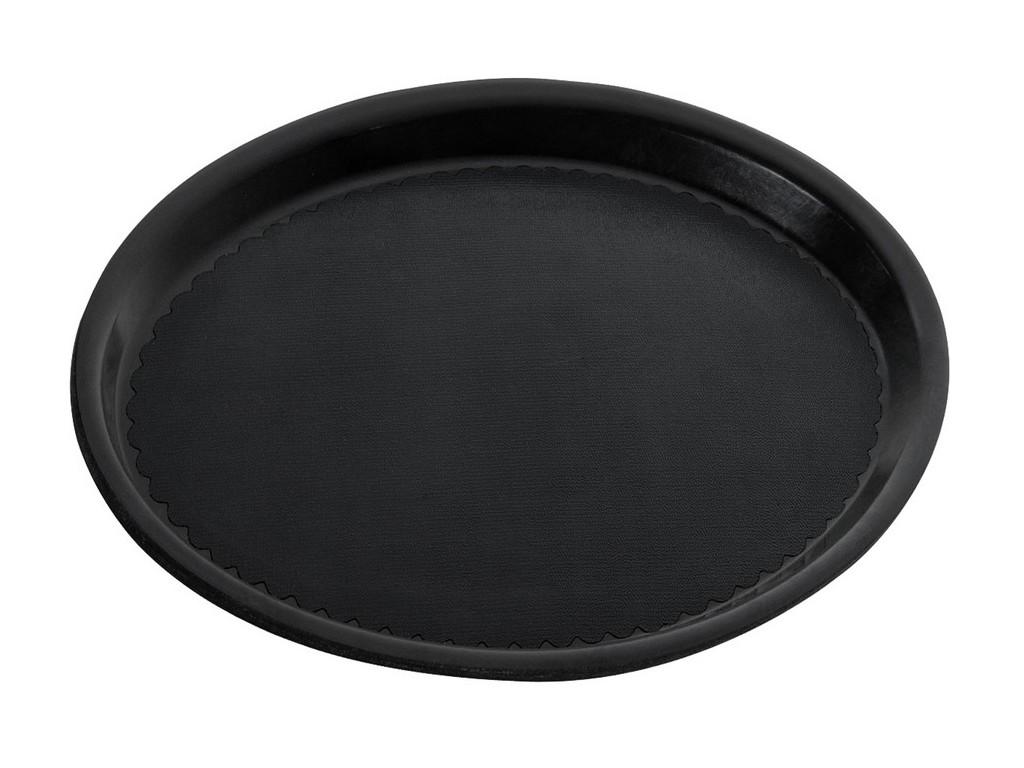 Dienblad rond met hoge rand ø320mm